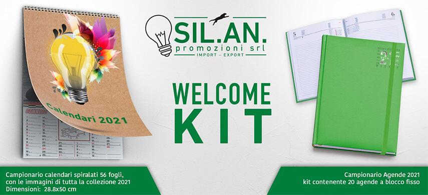 Silan Welcome Kit