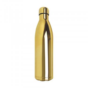 8701 Gold 750 - Borraccia Termica 750 Ml Acciaio 304 Doppia Parete Colore Oro