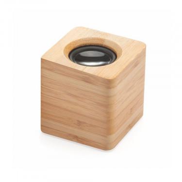 9107 Speaker Wireless in legno