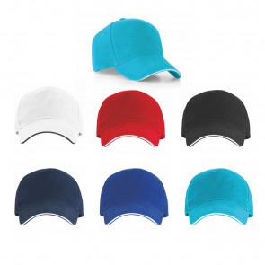 0833 Lindo – Cappello 5 Pannelli 100% Cotone 170gr