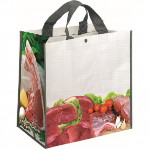 0962 - BORSA SHOPPING CARNE""""