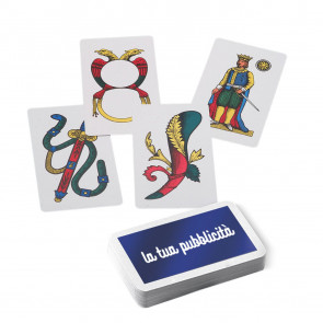 7081 Carte da gioco napoletane