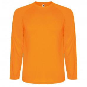 R0415 - Roly Montecarlo Manica Lunga T-Shirt Uomo