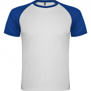 R6650 - Roly Indianapolis T-Shirt Uomo