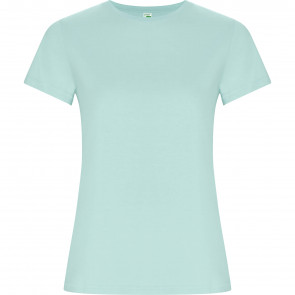 R6696 Roly Golden Woman T-shirt in Cotone Organico