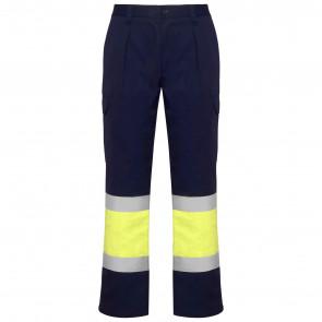 R9301 - Roly Soan Pantaloni Uomo Alta Visibilità