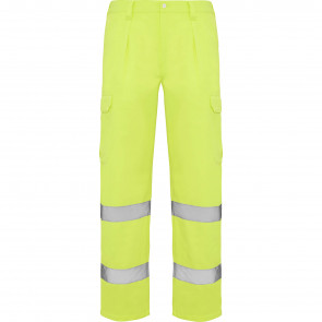R9309 - Roly Alfa Pantaloni Uomo Alta Visibilità