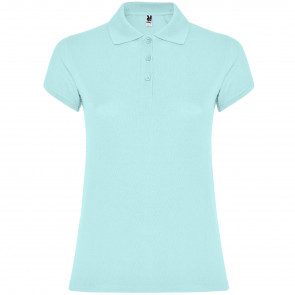 R6634 - Roly Star Woman Polo Donna