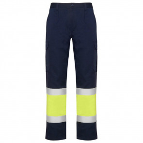 R9300 - Roly Naos Pantaloni Uomo Alta Visibilità
